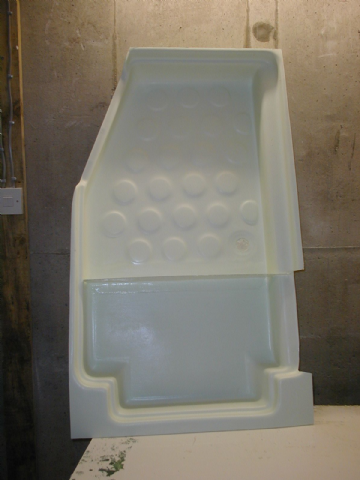 CPS-093 SHOWER TRAY